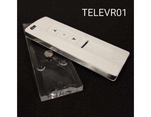 Télécommandes et interrupteurs radios pour volets roulants (TELEVR01/TELEVR05/TELEVR16/IMR01/IMR04T)