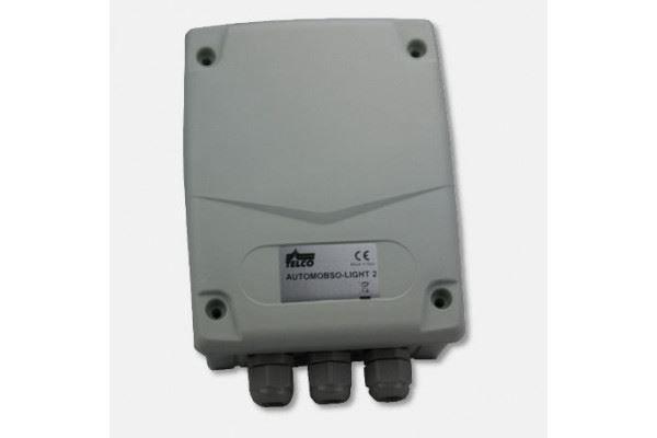 AUTOMOBSOLIGHT2: Boîtier électronique IP55 compatible avec éclairage LED