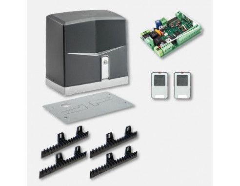 Moteur pour portail coulissant (SLIDEGATEFIRST) - Telco - Spécialiste de l'Automatisation d'extérieur