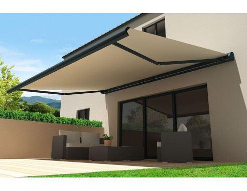 Store banne coffre solaire TELCO - Telco - Spécialiste de l'Automatisation d'extérieur Moteurs, automatismes, photovoltaïques