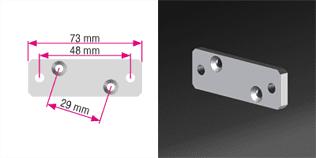 Fixation FUM95 48mm - (+5,50 €)